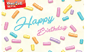 Happy Birthday to You One4all Gift Card