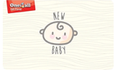 New Baby One4all Gift Card