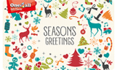 Season's Greetings One4all Gift Card