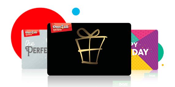 Gift Card Range