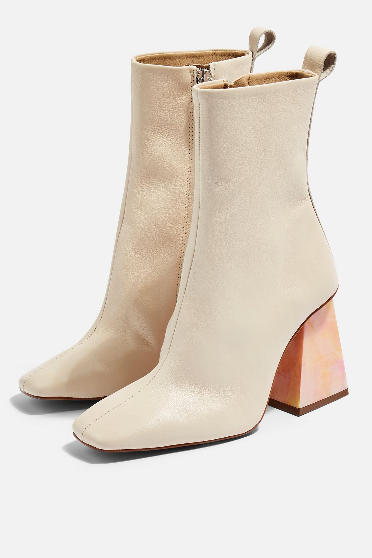 Habbs High Ankle Boots