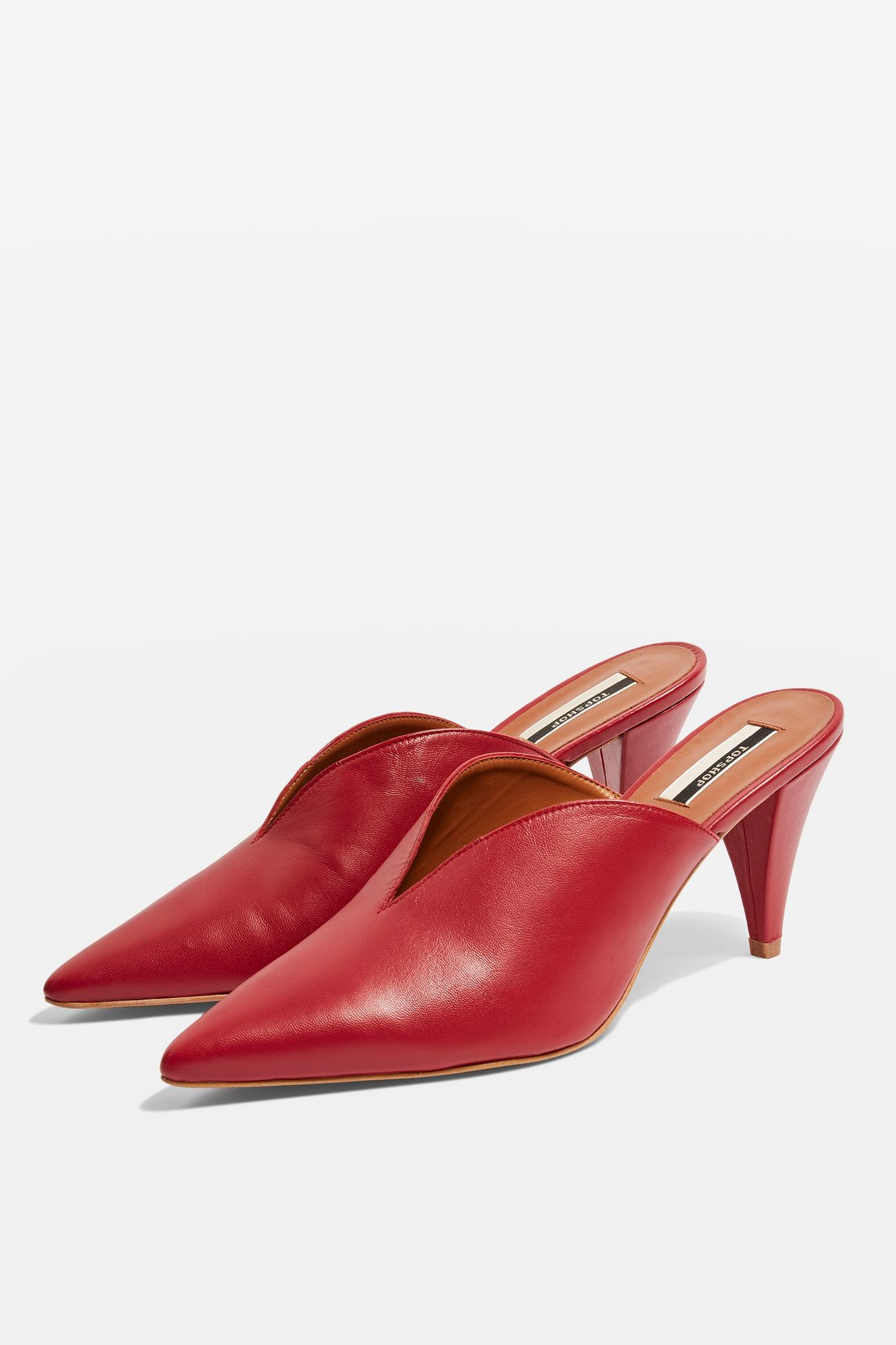 Jezebel V-Cut Mules