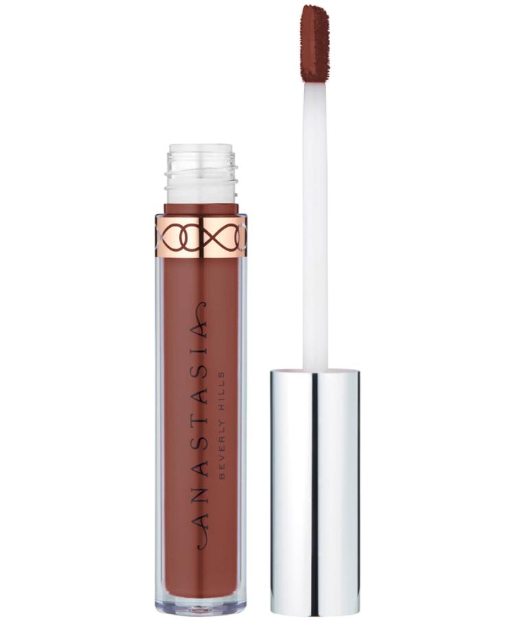 Anastasia Beverly Hills Liquid Lipstick, Shade Maude