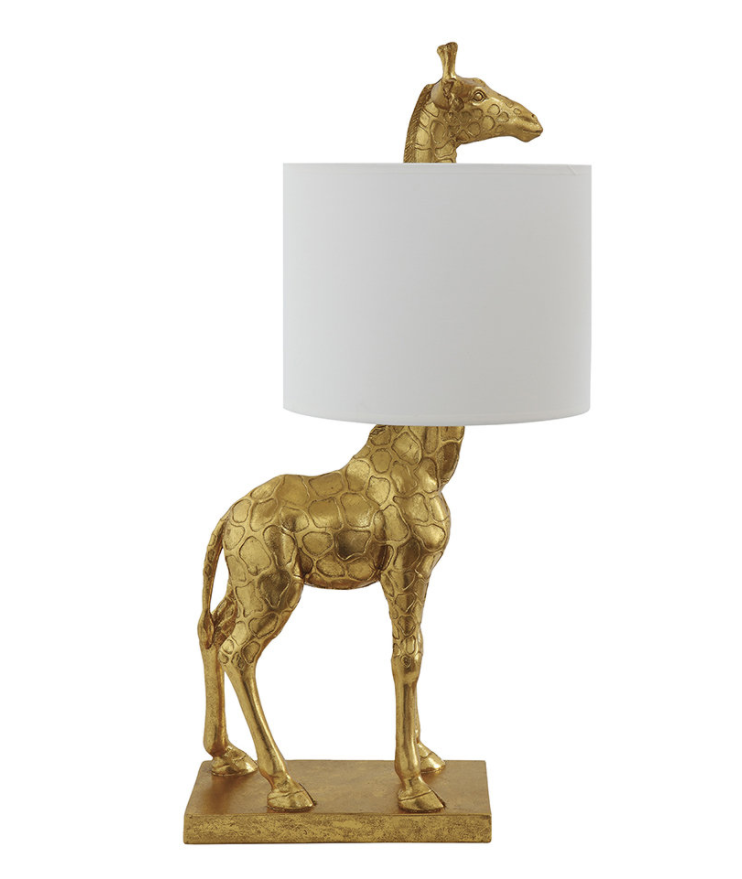 Bloomingville Giraffe Table Lamp