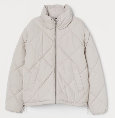 Boxy Puffer Jacket, £34.99 from H&M