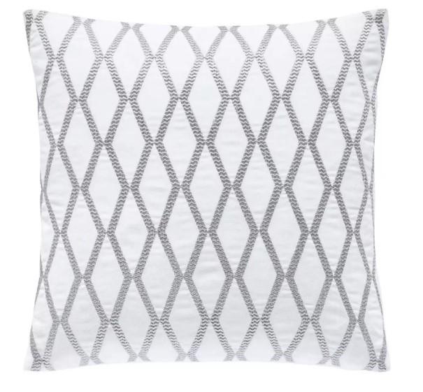 Silver Belvedere Cushion, £20 from Debenhams
