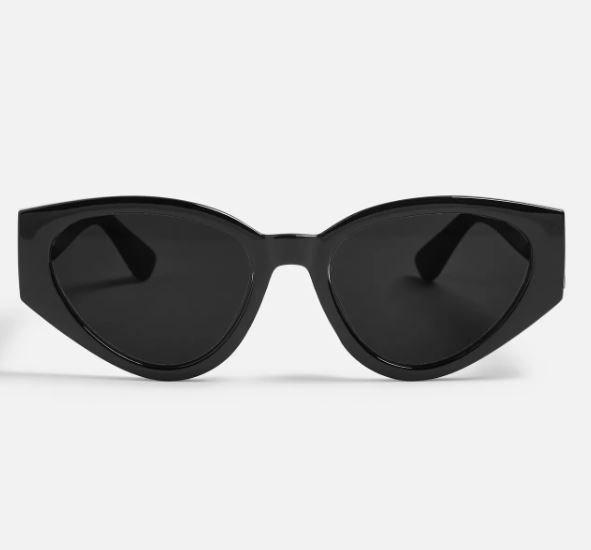 Dion Black and Smoke Sunglasses