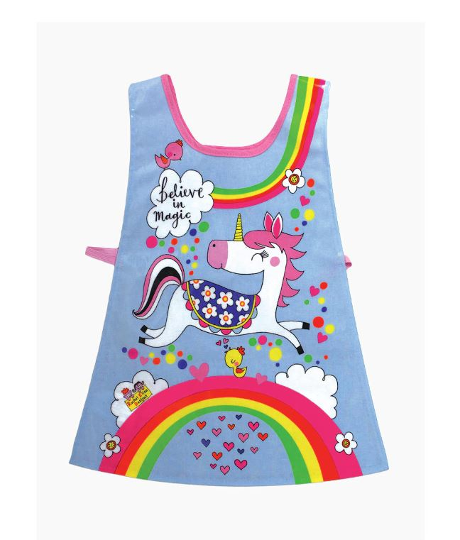 Rachel Ellen Unicorn Children's Apron, £9 from John Lewis