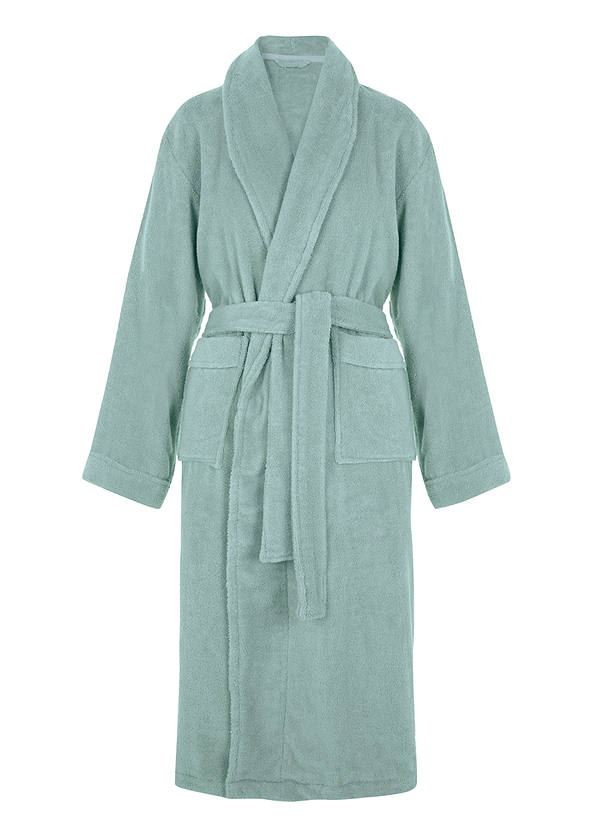 John Lewis & Partners Super Soft and Cosy Cotton Bath Robe