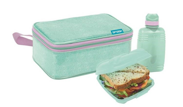 Teal All in One Lunch Bag and Box Solution, £9.00 from Argos