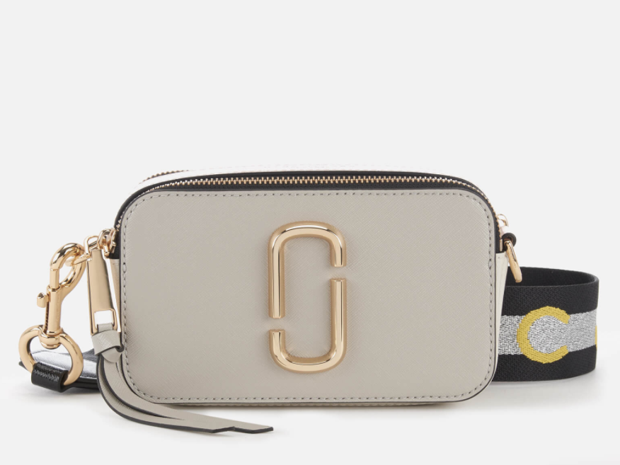 Marc Jacobs Women's Snapshot MJ Crossbody Bag