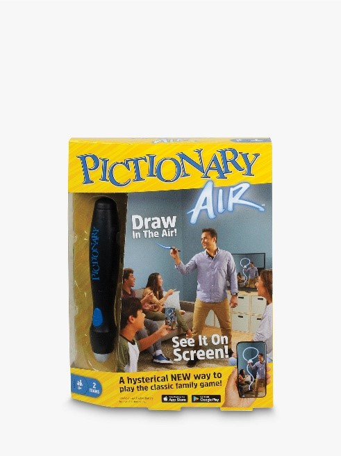 Pictionary Air Game, £15 from John Lewis
