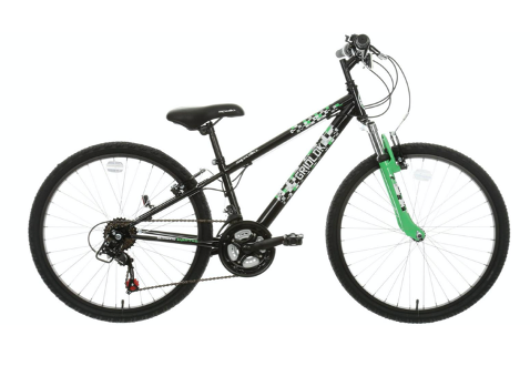 Apollo Gridlock Junior Mountain Bike, £150 from Halfords