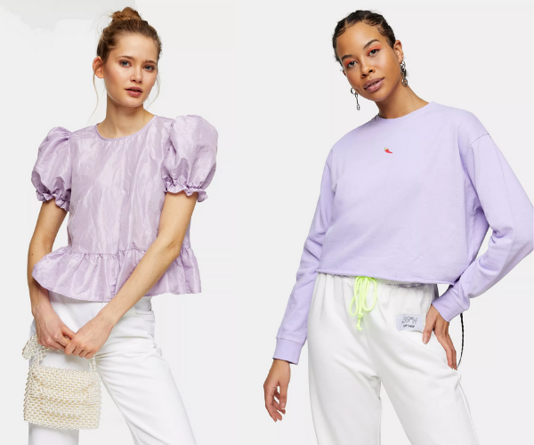 Pretty Lilac Pieces To Help Your Summer Style Pop