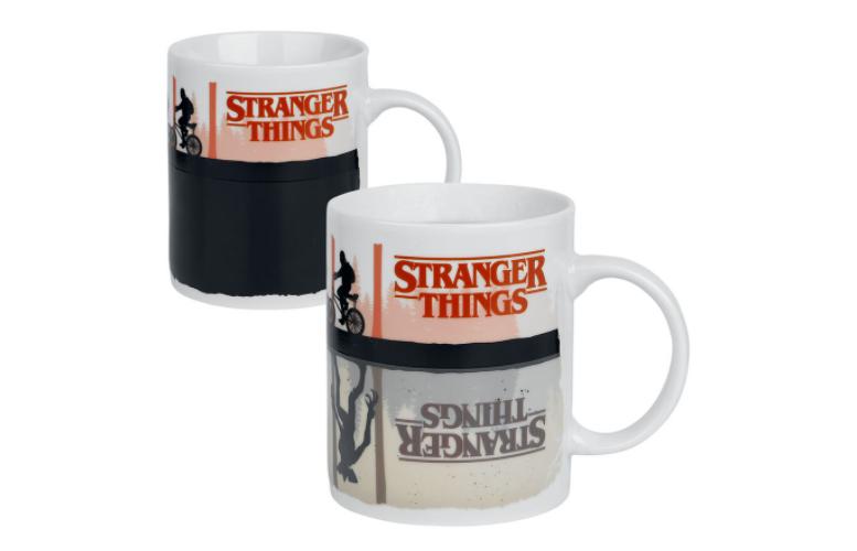 Stranger Things Upside Down Heat Changing Mug