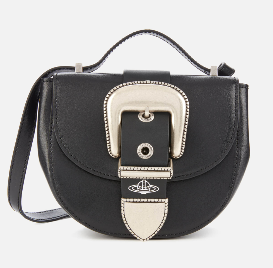 Vivienne Westwood Women's Rodeo Small Saddle Bag