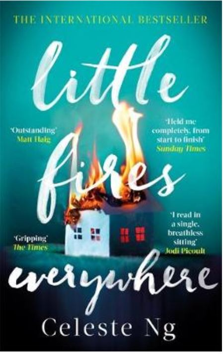 Little Fires Everywhere, £7.49 from Waterstones