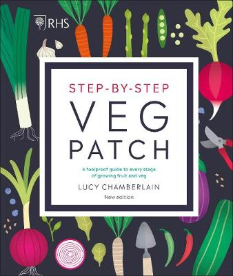 RHS Step-by-Step Veg Patch, £16.99 from Waterstones