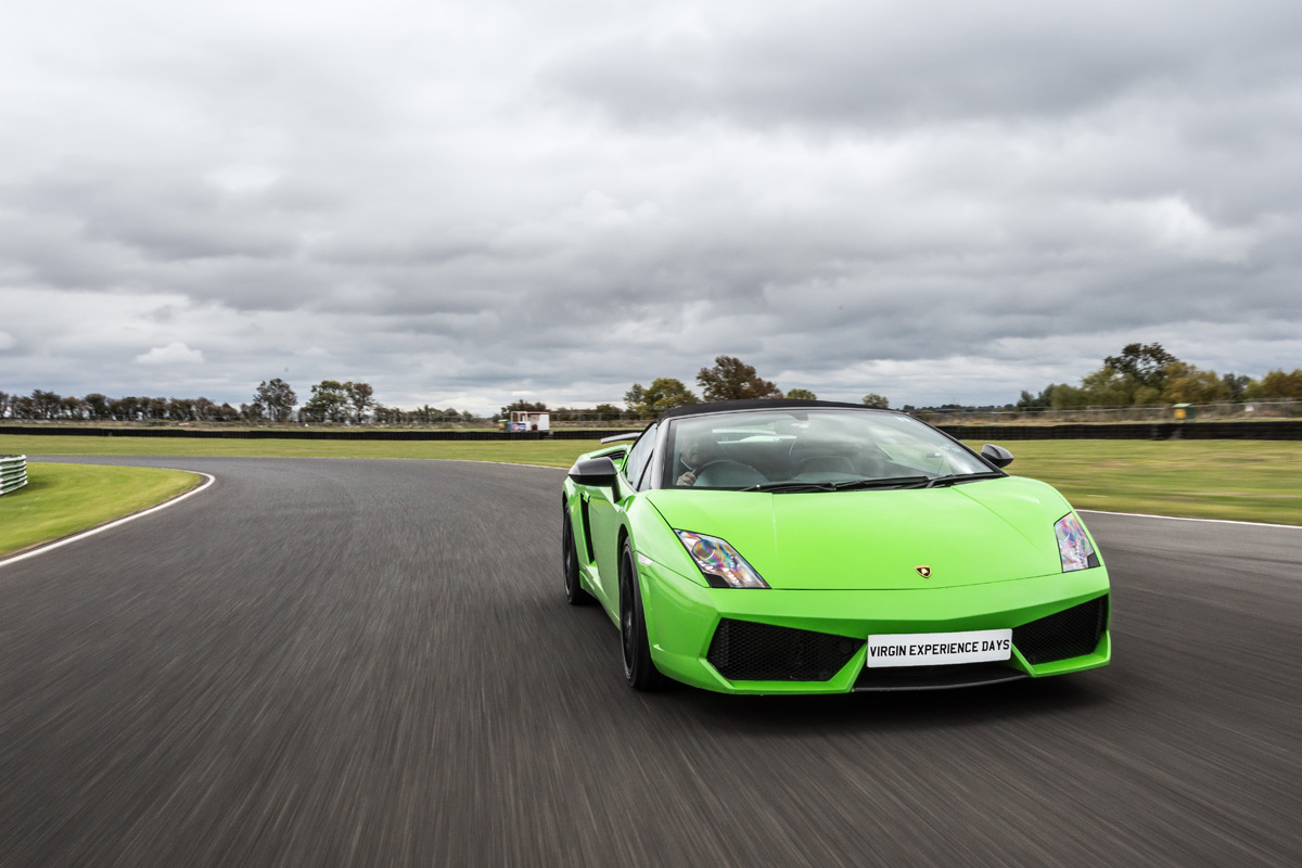 Supercar Blast Driving Experience for Two