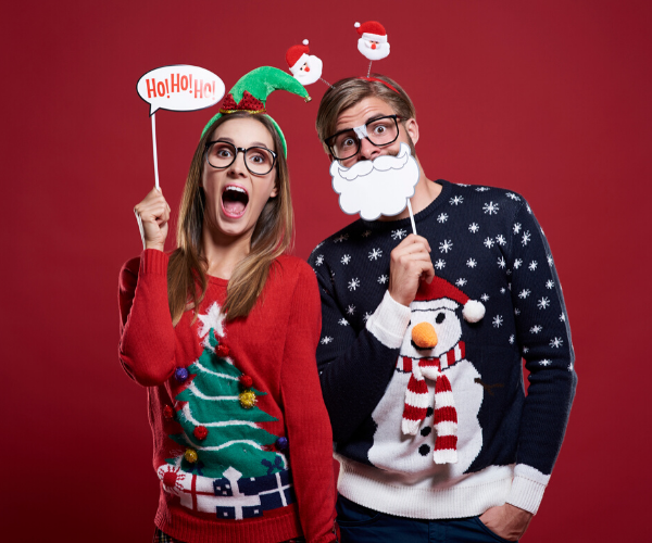 Best Christmas Jumpers To Get You In The Festive Mood