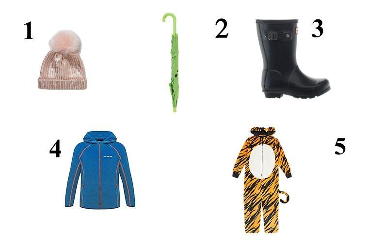 item collage