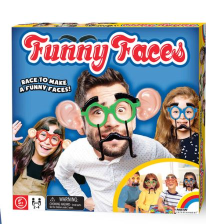 Funny Face Boardgame