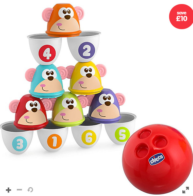 Chicco Bowling Game