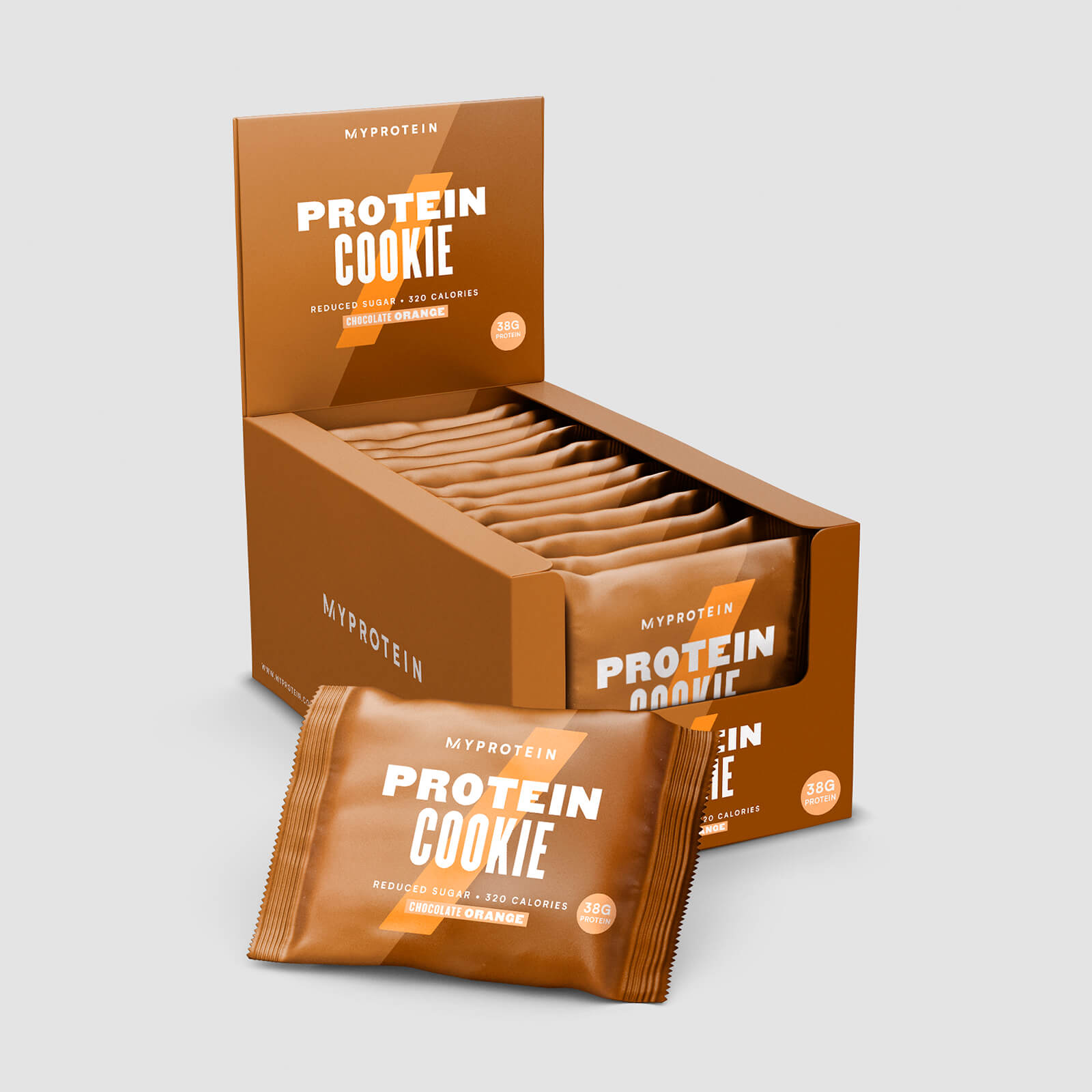 Protein Cookie Selection, from £19.99 from My Protein