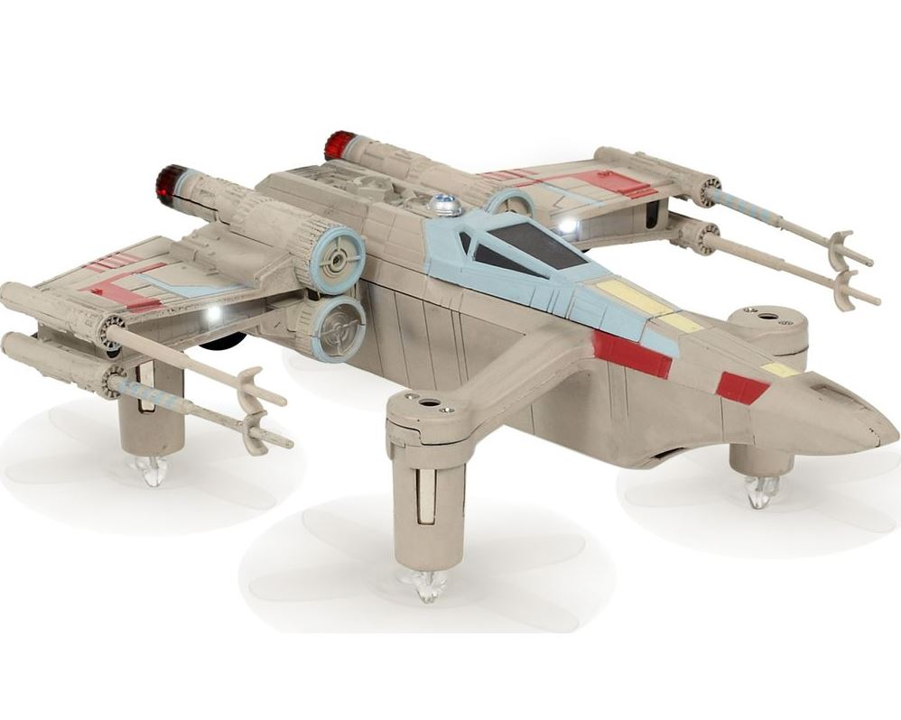 T-65 X-Wing Fighter Drone