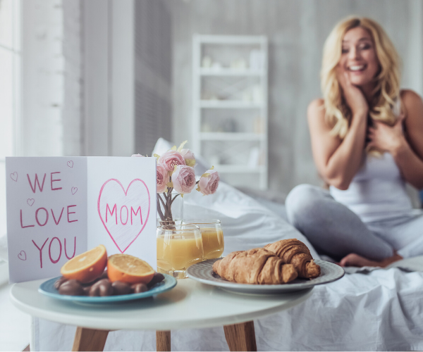 Tasty Breakfast In Bed Recipes To Surprise Mum With On Mother's Day