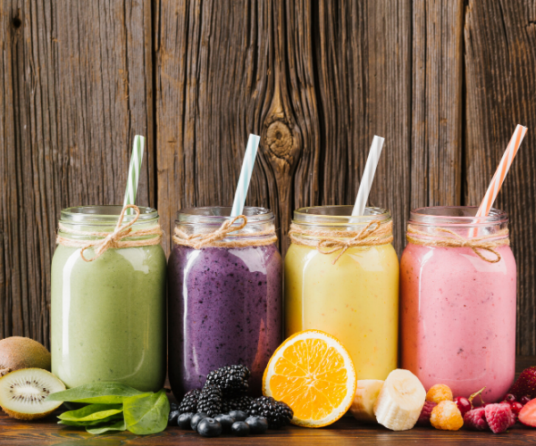 Tasty Smoothies For Glowing Skin