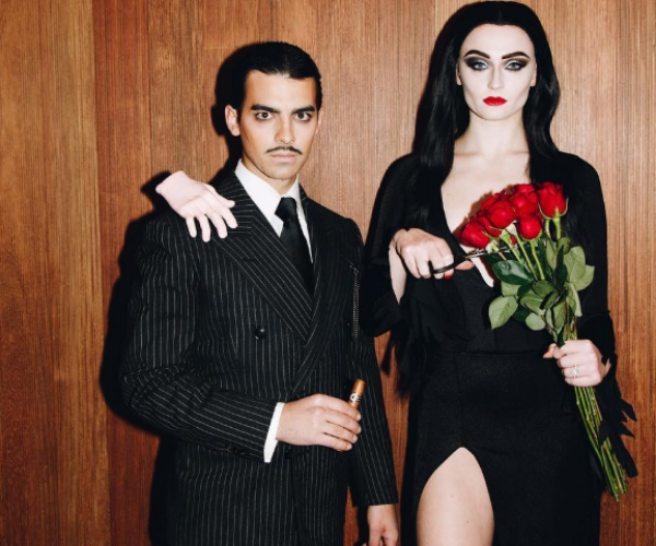 The Best Celebrity Couple Halloween Costumes To Inspire You This Spooky Season
