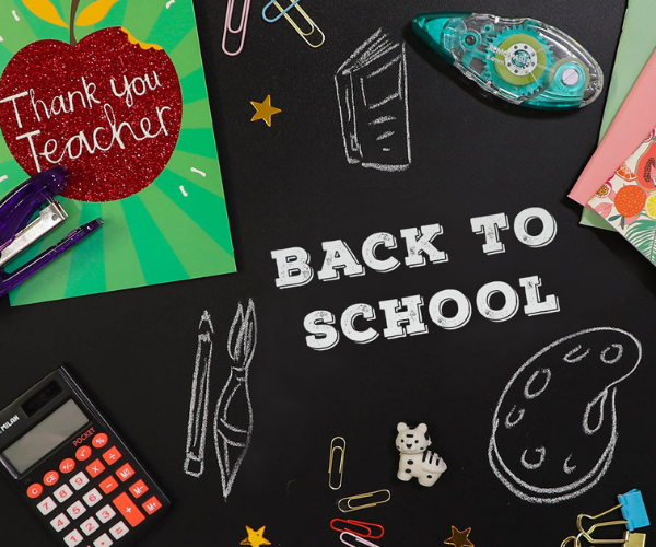 The Essential Back To School Guide On A Budget