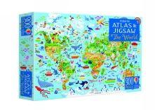 The World Atlas & Jigsaw