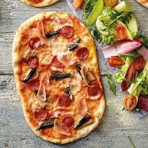 Skinny Pepperoni Campagna